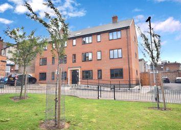 Thumbnail 2 bedroom flat to rent in Hazelwood Lane, Kettering