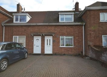 Thumbnail 2 bed terraced house to rent in Studfall Avenue, Corby