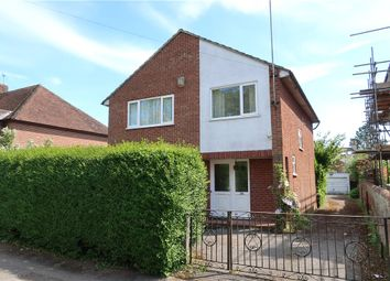 Thumbnail 4 bed detached house for sale in Cromwell Road, Basingstoke, Hampshire