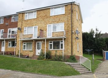 Thumbnail 2 bed flat to rent in Westover Court, Downley, High Wycombe
