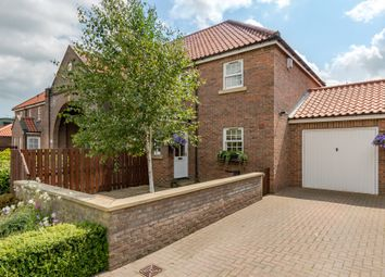 Thumbnail 3 bed semi-detached house for sale in Howard Court, Scorton, Richmond