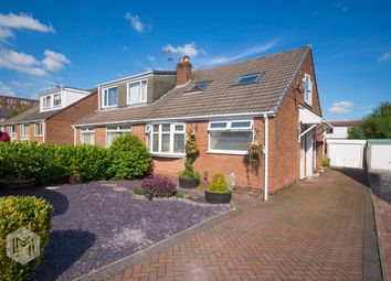 Thumbnail 3 bed detached house for sale in Wiltshire Close, Bury