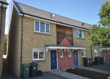 Thumbnail 2 bed end terrace house to rent in Snowden Hill, Northfleet, Gravesend