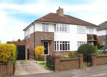 Thumbnail 3 bed semi-detached house for sale in Lansdowne Way, Angmering, Littlehampton