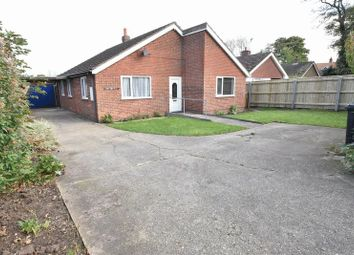Thumbnail 2 bed detached bungalow for sale in Bank End, North Somercotes, Louth