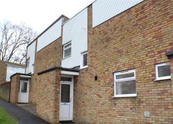 Thumbnail 2 bed terraced house to rent in Strawberry Close, Brookwood, Woking