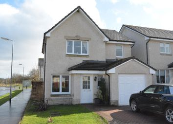 Thumbnail 3 bed detached house for sale in Mckenna Avenue, Stoneywood, Denny, Falkirk