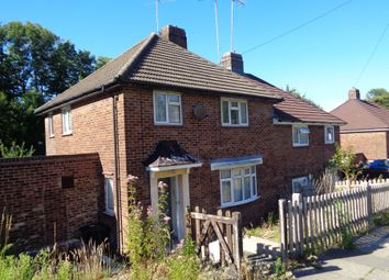 Thumbnail 4 bed semi-detached house to rent in Halland Road, Brighton
