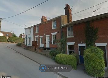 Thumbnail 2 bed terraced house to rent in Queens Road, Wivenhoe, Colchester