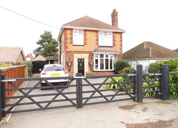 Thumbnail 3 bed detached house for sale in Wood Street, Doddington, March