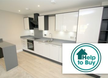 Thumbnail 2 bedroom flat for sale in Clarendon Road, Ashford, Surrey