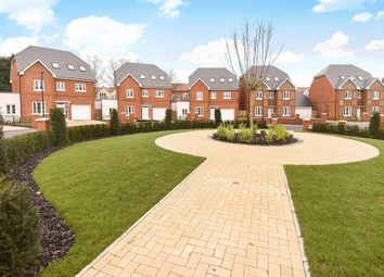 Thumbnail 5 bed detached house for sale in Redfields Lane, Church Crookham, Fleet