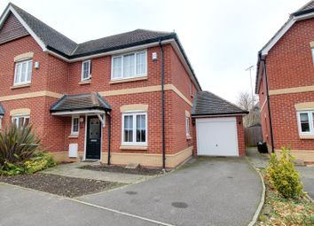Thumbnail 3 bed semi-detached house for sale in Mays Close, Earley, Reading, Berkshire