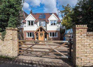 Thumbnail 5 bedroom detached house for sale in Well Lane, East Sheen