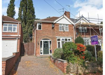 Bedale Road, Nottingham NG5. 3 bed semi-detached house