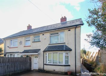 Thumbnail 1 bed flat to rent in Courtis Road, Cardiff