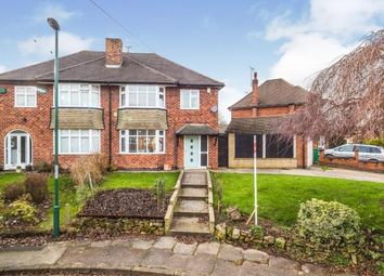 3 bed semi-detached house for sale in Charlecote Drive, Wollaton, Nottingham, Nottinghamshire NG8