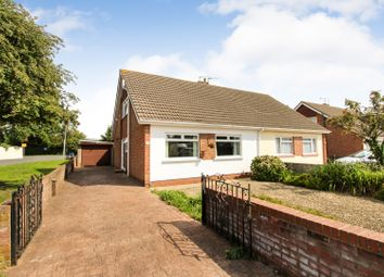 Thumbnail 3 bed semi-detached bungalow for sale in Bourton Avenue, Stoke Lodge