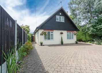 Thumbnail 4 bedroom detached house for sale in Caldecott Road, Lowestoft