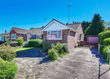 Thumbnail 2 bed bungalow for sale in Wroxham Way, Harpenden, Hertfordshire