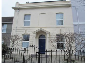 Thumbnail 1 bed flat for sale in Haddington Road, Plymouth