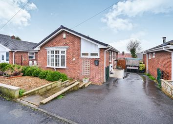 Thumbnail 2 bed bungalow for sale in Larch Crescent, Eastwood, Nottingham