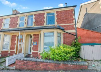 Thumbnail 5 bed end terrace house for sale in George Street, Barry