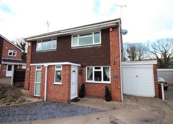 Thumbnail 2 bedroom semi-detached house for sale in Belford Close, Nottingham