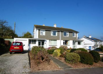 Thumbnail 3 bed property for sale in Northfield Drive, Truro, Cornwall