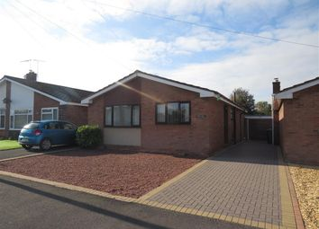 Thumbnail 2 bed bungalow to rent in St Matthews Drive, Derrington, Stafford