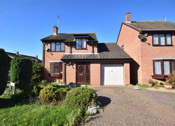 Thumbnail 3 bed detached house for sale in Wren Close, Abbeydale, Gloucester