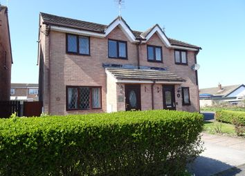 Thumbnail 3 bed semi-detached house for sale in George Thomas Close, Nottage, Porthcawl