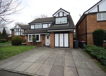 4 bed detached house for sale in Bledlow Close, Eccles, Manchester M30