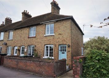 Thumbnail 2 bed cottage for sale in High Street, Houghton Conquest