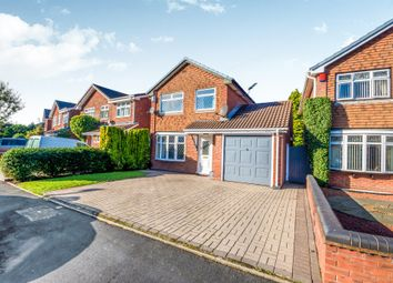 Thumbnail 3 bed detached house for sale in Wooding Crescent, Burberry Grange, Tipton