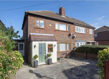 Thumbnail 3 bed semi-detached house for sale in Eton Road, Orpington, Kent