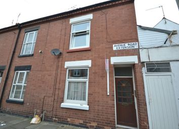 Thumbnail 3 bedroom terraced house to rent in Avenue Road Extension, Clarendon Park, Leicester