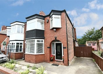Thumbnail 3 bed semi-detached house for sale in Cranbrook Avenue, Hull, East Yorkshire