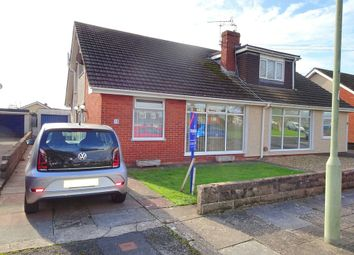 Thumbnail 3 bed semi-detached house for sale in Bredenbury Gardens, Nottage, Porthcawl