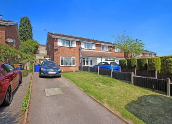 Thumbnail 2 bed semi-detached house for sale in Applegarth Close, Fenpark, Stoke-On-Trent