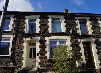 Thumbnail 4 bed terraced house for sale in Clarence Street, Mountain Ash