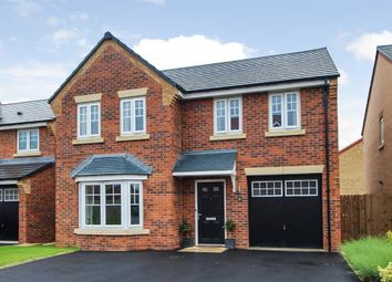 Thumbnail 4 bed detached house for sale in Apple Tree Road, Sowerby, Thirsk