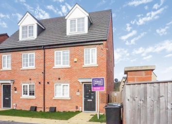 Thumbnail 3 bed semi-detached house for sale in Oak Drive, Leeds