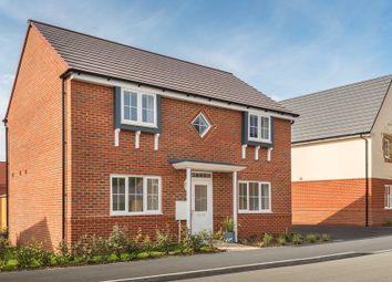 Thumbnail 4 bed detached house for sale in Warren Grove, Robell Way, Storrington