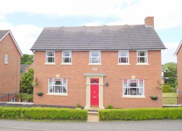 Thumbnail 5 bed detached house for sale in Pool View, Winterley, Sandbach