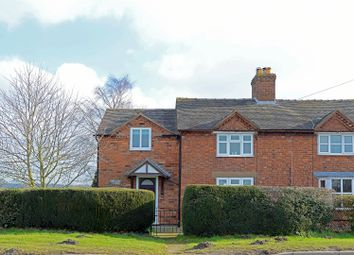 Thumbnail 3 bed semi-detached house for sale in Wytheford Road, Shawbury, Shrewsbury