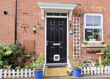 Thumbnail 2 bed terraced house for sale in Ivy House Close, Sapcote, Leicester
