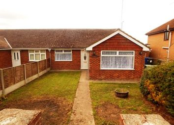 Thumbnail 3 bed bungalow for sale in Waverley Avenue, Minster On Sea, Sheerness