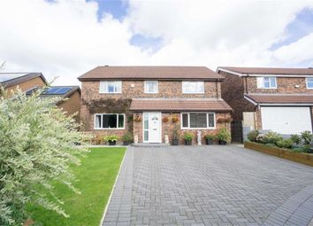 Thumbnail 6 bed detached house for sale in Allesley Close, Westhoughton, Bolton
