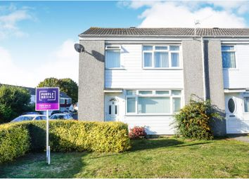 Thumbnail 2 bed end terrace house for sale in Landseer Road, Sholing, Southampton